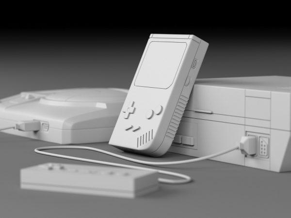 Console pack Rhino dioramas